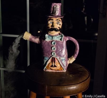 Magician Teapot