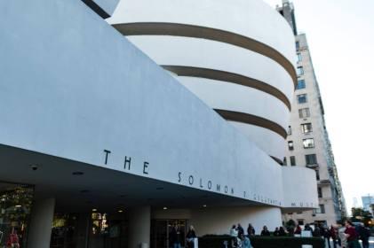 Solomon Guggenheim Museum NYC 2015