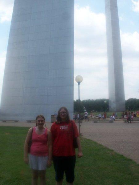 St. Louis Arch 2010