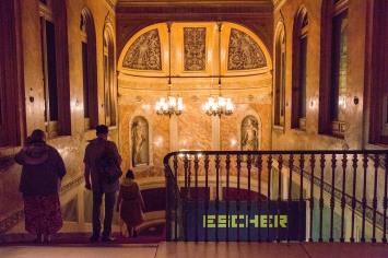 Escher exhibit in Madrid 2017 2017