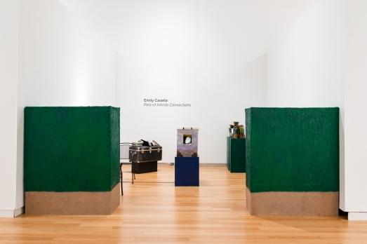Park of Infinite Connections in Herron Gallery, 2019.